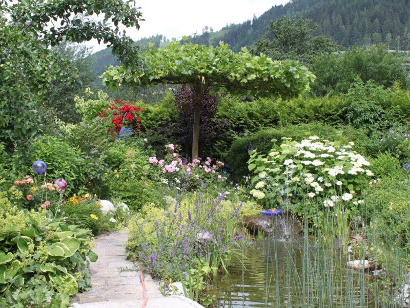 Klaus Wenzels Garten